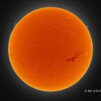 Soleil 13Fev2016